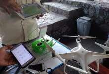 Pelatihan Geospasial Dengan UAV (Drone) untuk PT. Kaltim Prima Coal